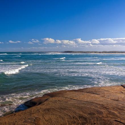 Morning Waves Of Caloundra