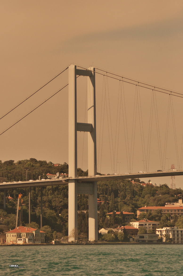 Photograph Bosphorus Bridge by Ali Banijamali on 500px