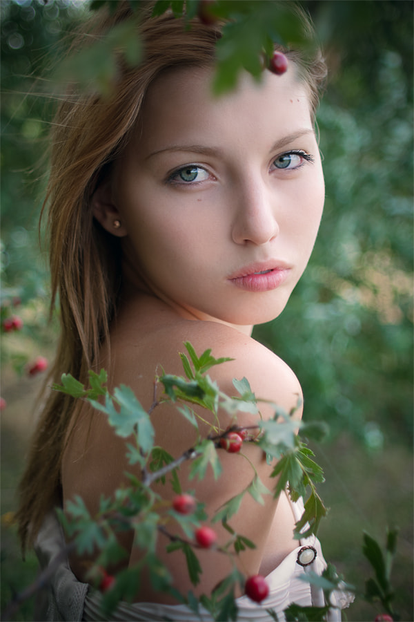 Photograph violetta by Alexandr Tugarin on 500px
