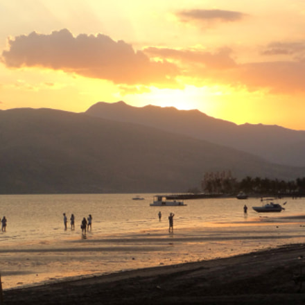 Subic Bay Sunsets, Sony DSC-TF1