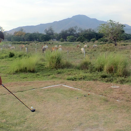 Ninth Tee Box, Sony DSC-TF1
