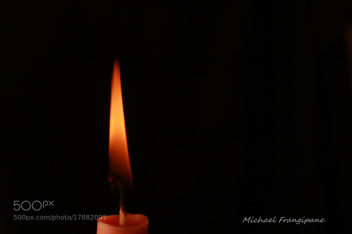Photograph Candle Light by Mike Frangipane on 500px