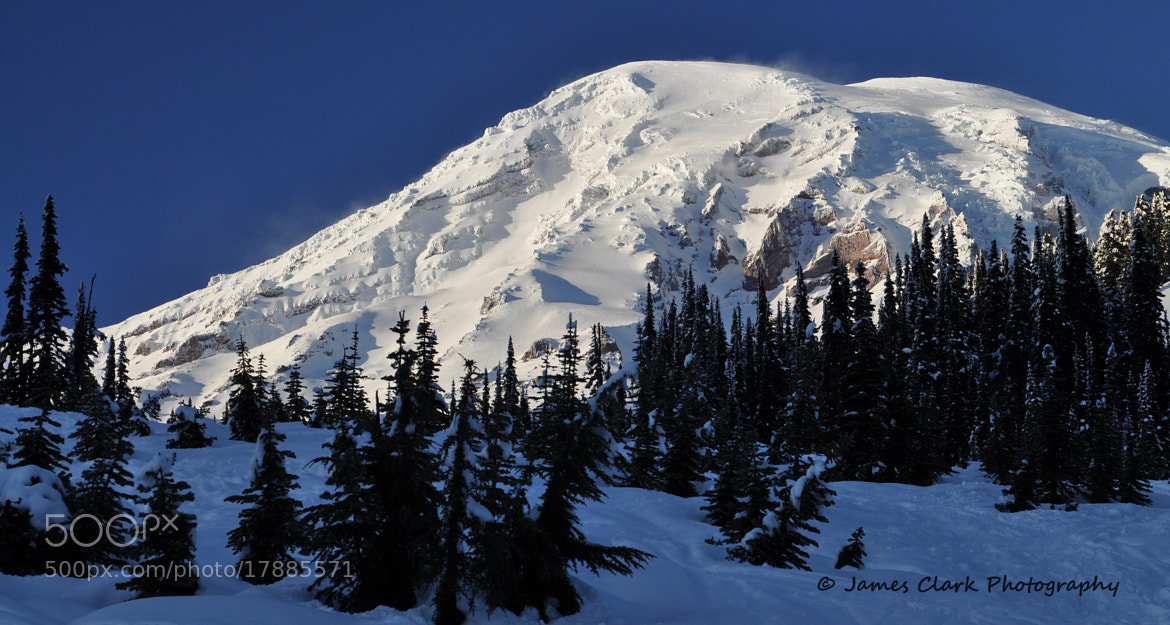 Photograph Afternoon on Rainier by James Clark on 500px