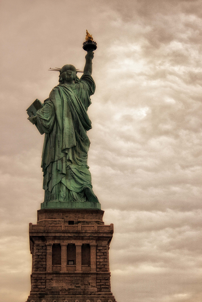 Photograph Statue of Liberty by Akram Mellice on 500px