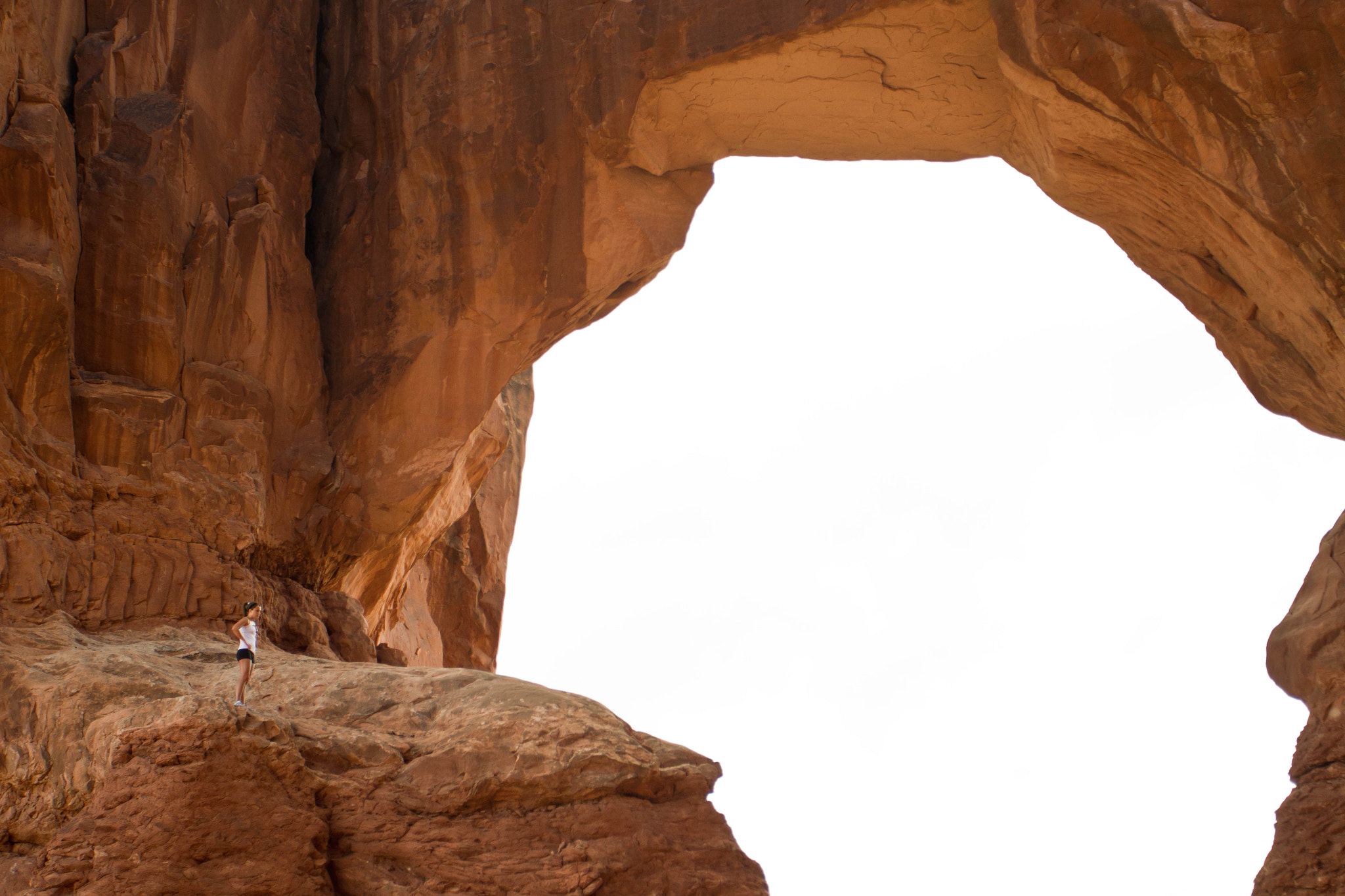 Photograph Arches by Wayne Dahlberg on 500px