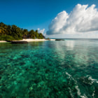 Постер, плакат: Emerald Purity Kuramathi Resort Maldives