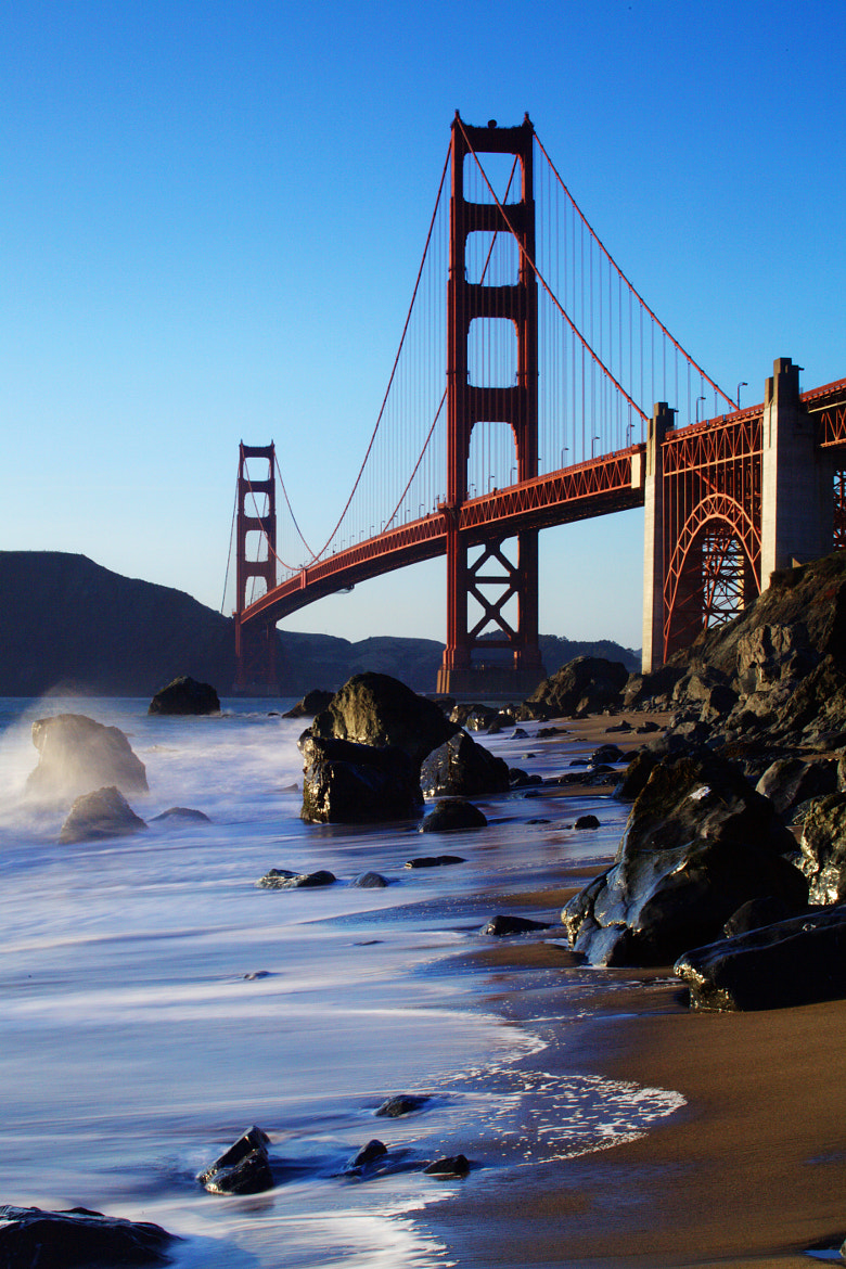 Photograph The Golden Gate by Jacky CW on 500px