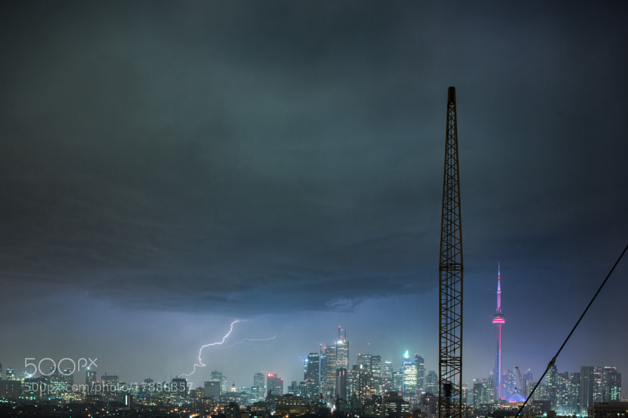 November Lightning by Richard Gottardo (RichardGottardo)) on 500px.com