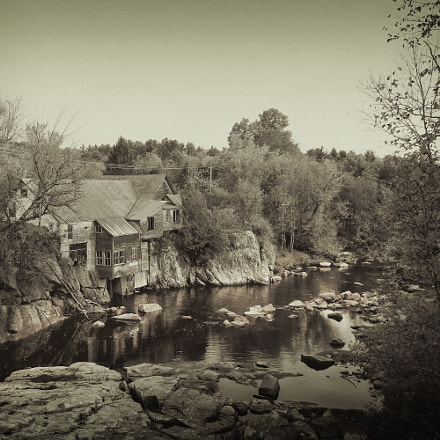 The Mill on the, Canon POWERSHOT ELPH 340 HS