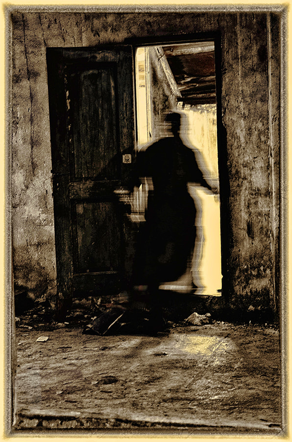Photograph The Shadow in the old building by Mia Besari on 500px