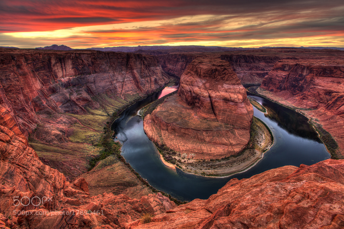 Photograph Horseshoe Bend by William Dodd on 500px