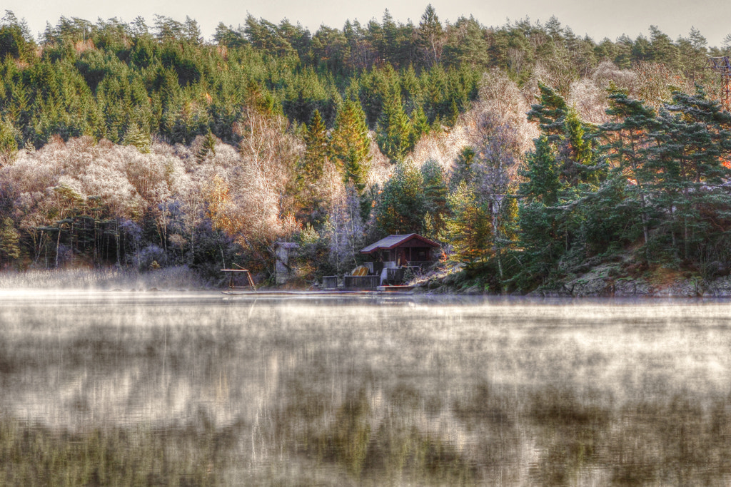 Photograph Smoke on the water... by Almqvist Photo on 500px