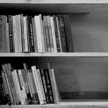 Library, Fujifilm FinePix S2700HD