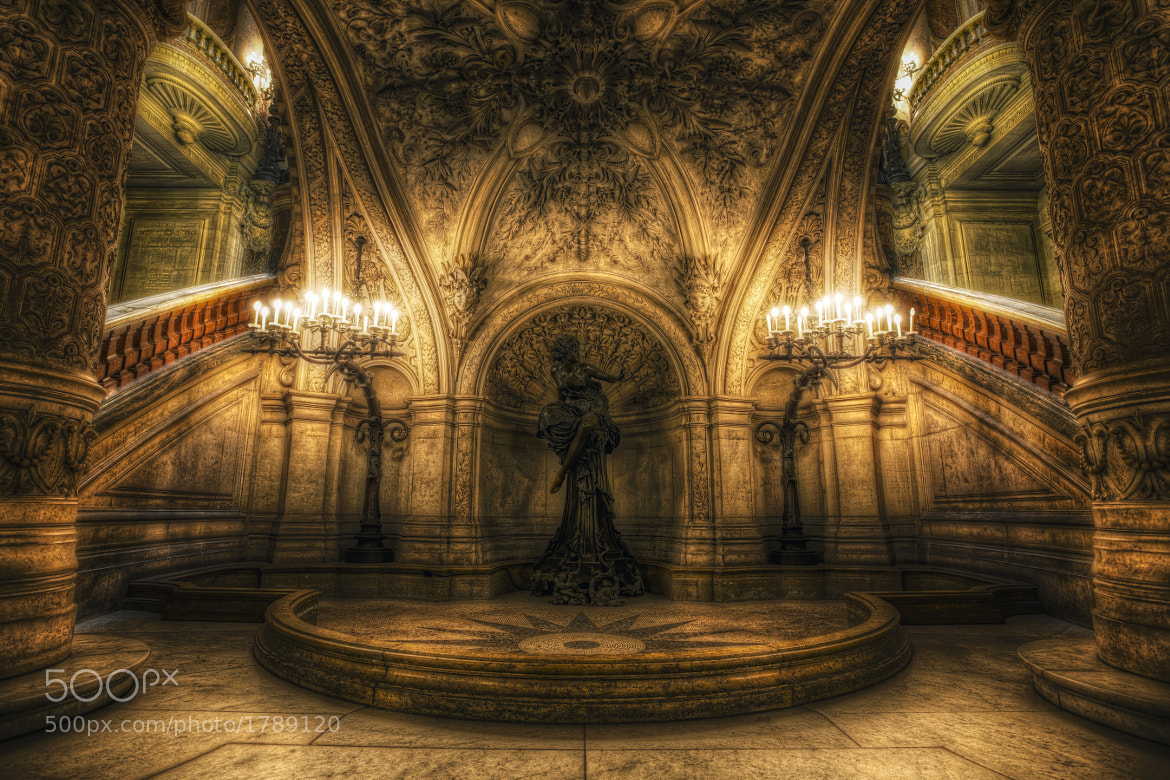 Photograph Gothic Opera by Conor MacNeill on 500px