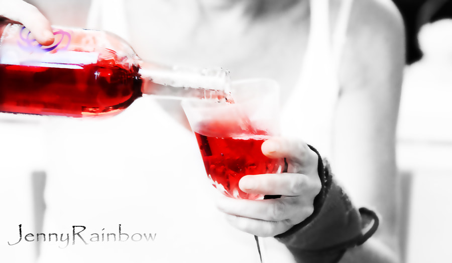Photograph Red Red Wine by Jenny Rainbow on 500px
