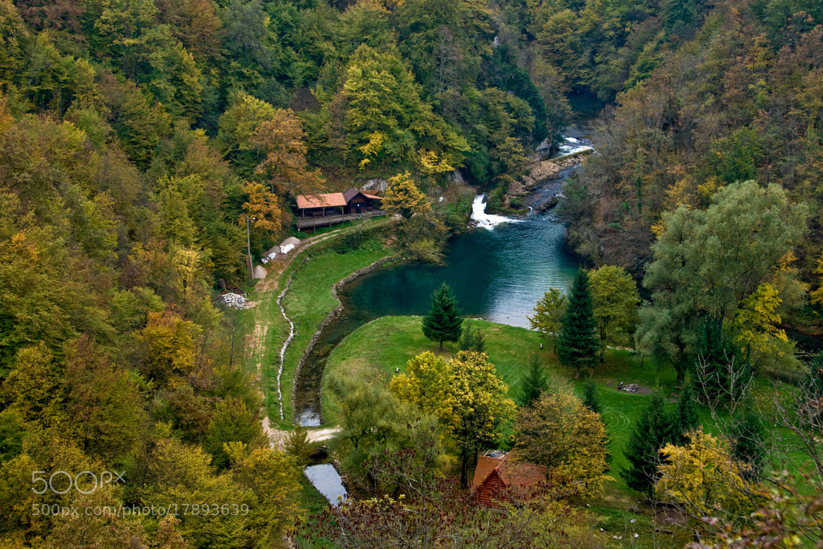 Photograph river Mrežnica (01) by Vlado Ferencic on 500px