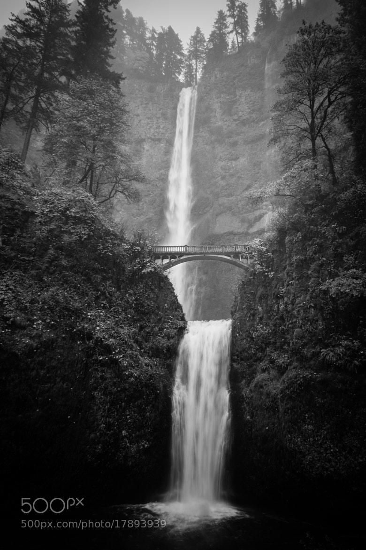 Photograph Multnomah Falls by Angela Henderson on 500px