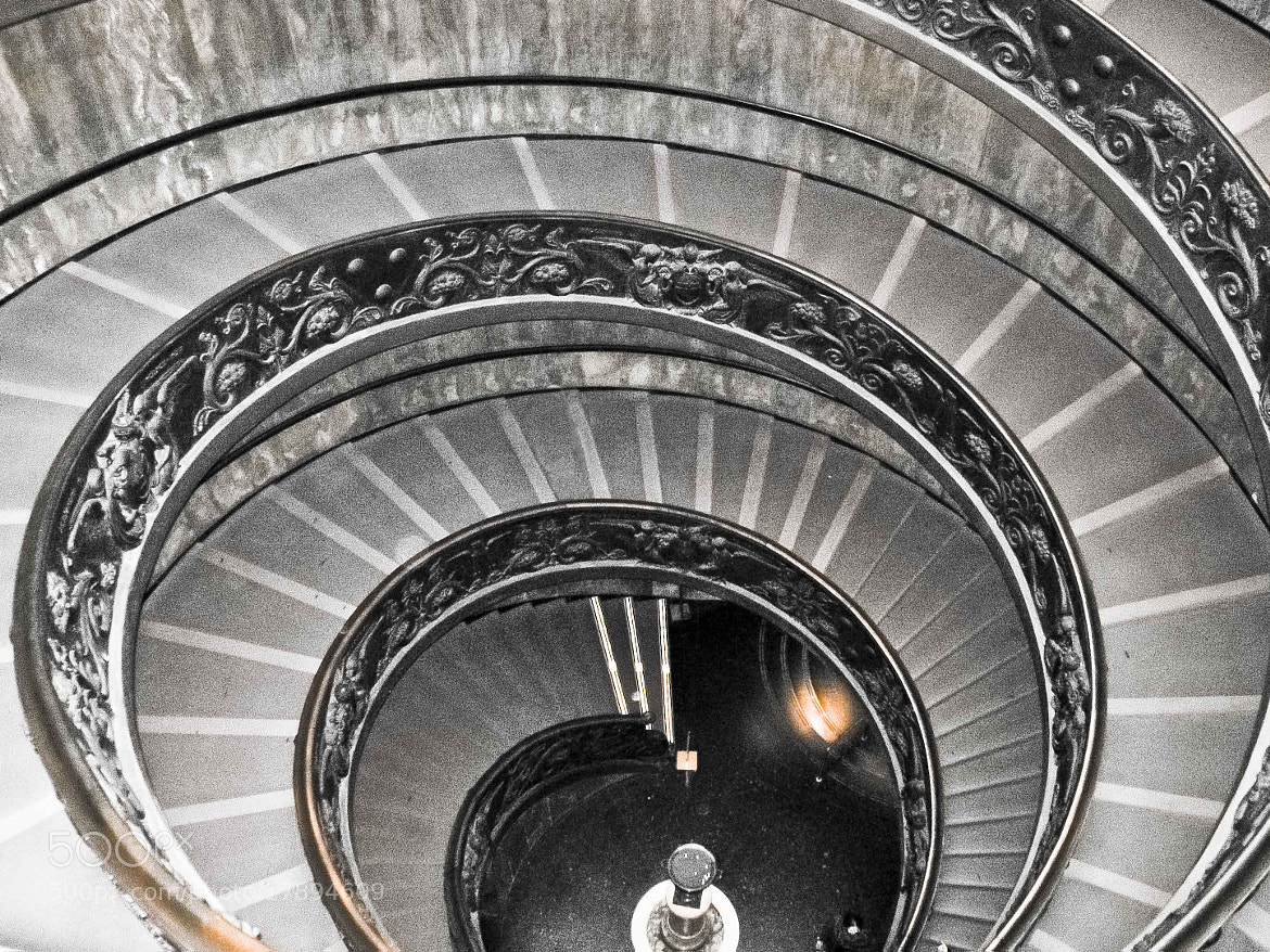 Photograph Double-Helix Stairs  by Jaume Martí on 500px
