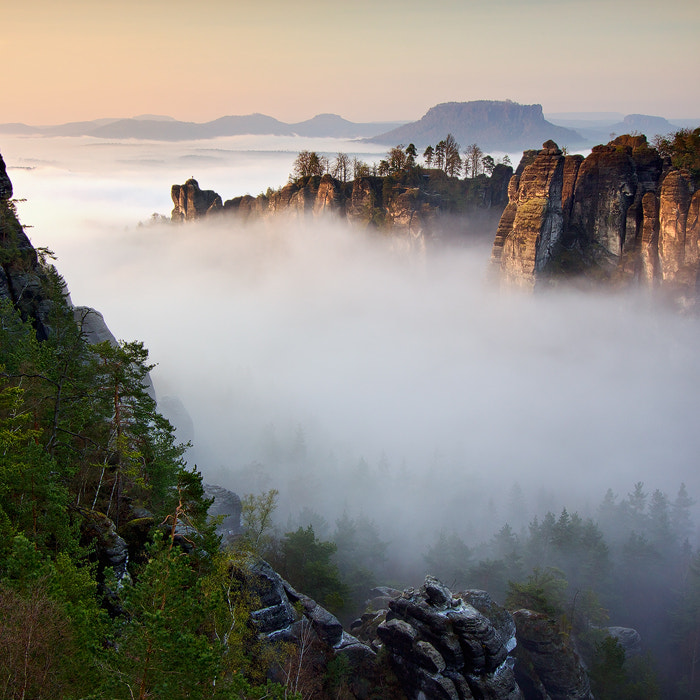 Photograph Bastei by Martin Rak on 500px