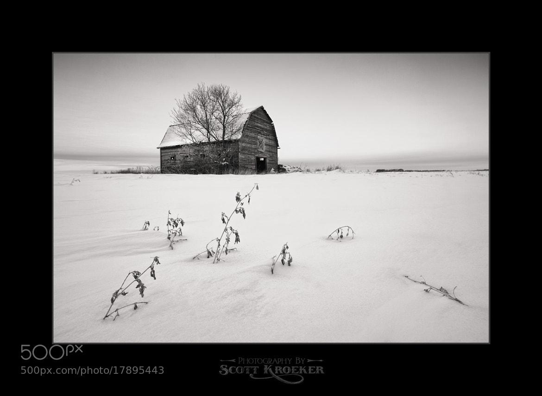 Photograph Frozen Past by Scott Kroeker on 500px