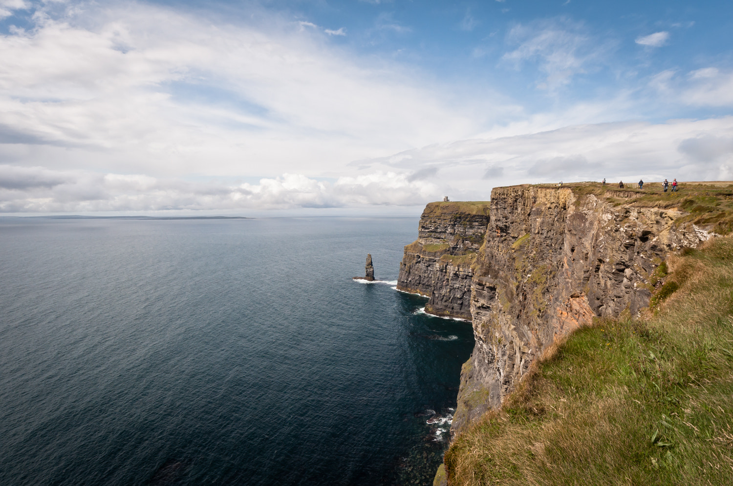 Photograph Cliffs of Moher by Nicholas Marmonti on 500px