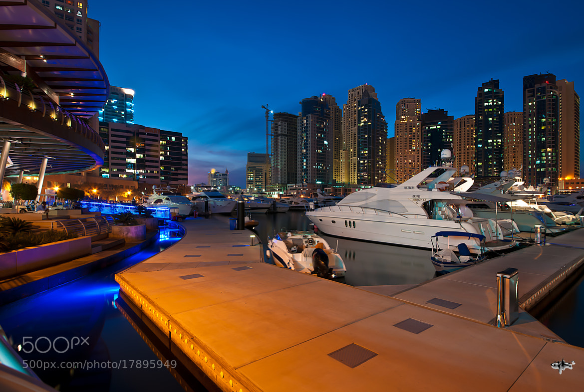 Photograph Yacht Club Chillout by Karim Nafatni on 500px