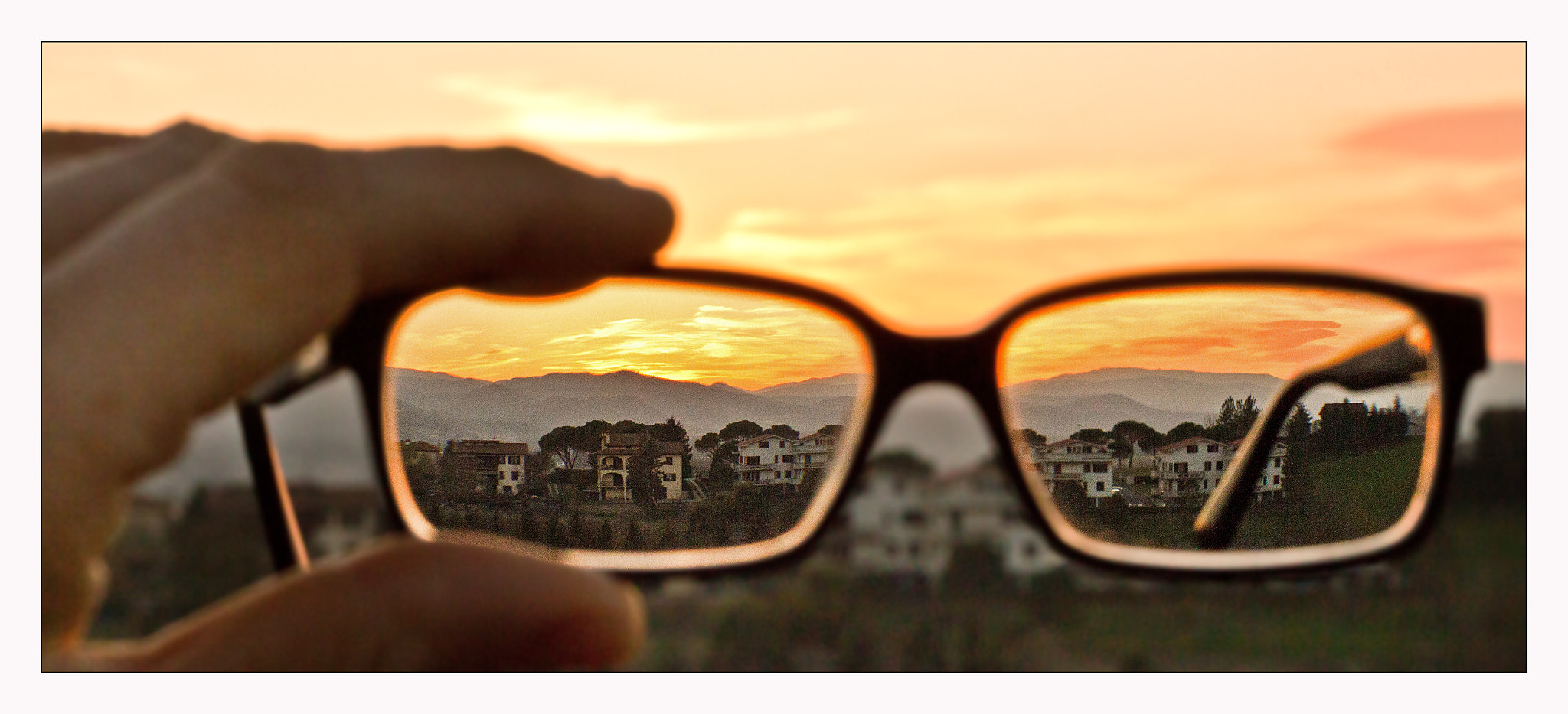 Photograph The world through my glasses by Lorenzo Banchi on 500px