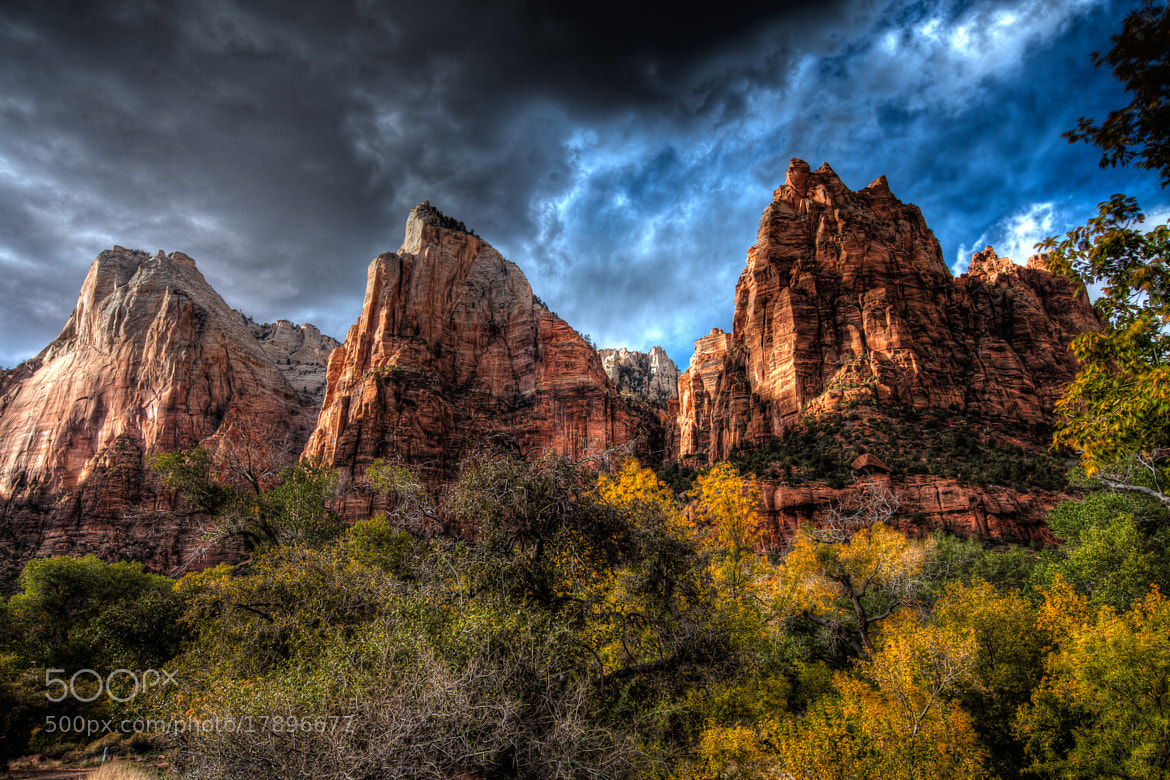Photograph Court of the Patriarchs by William Dodd on 500px