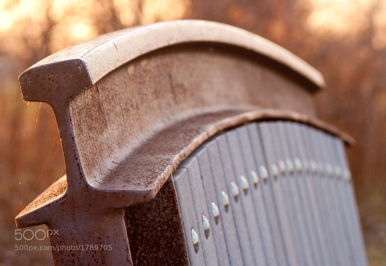 Photograph Rail Bench by Allan Aylard on 500px