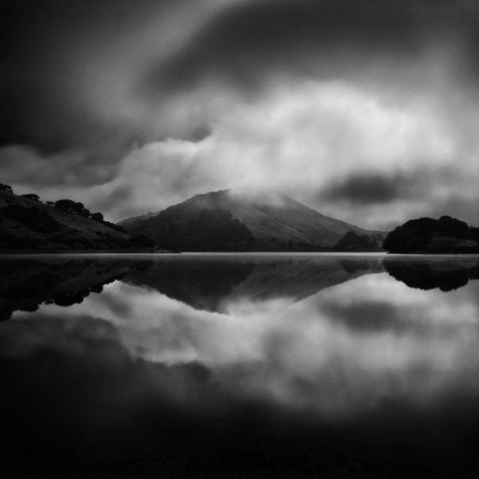 Photograph Morning Silence, A Reflection by Nathan Wirth on 500px