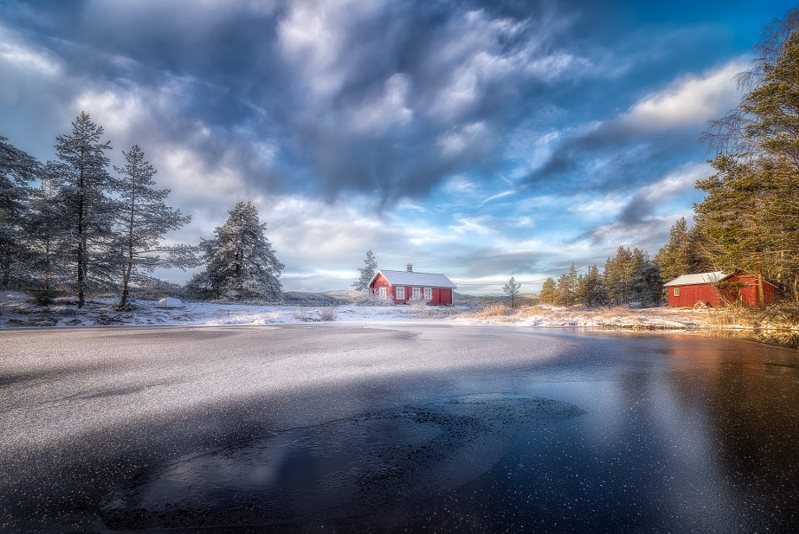Ice Blue by Ole Henrik Skjelstad on 500px.com