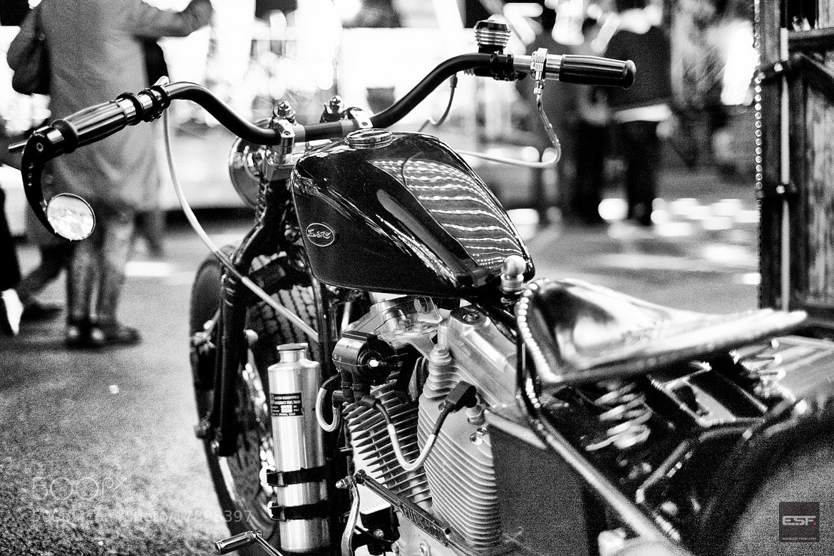 Photograph Harley 1 by Eric Soulier on 500px