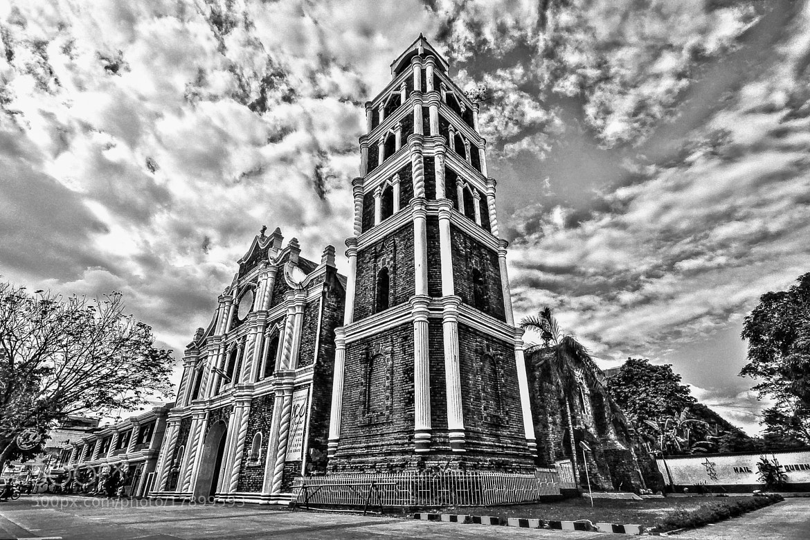Photograph Cathedral B&W by dave balisi on 500px