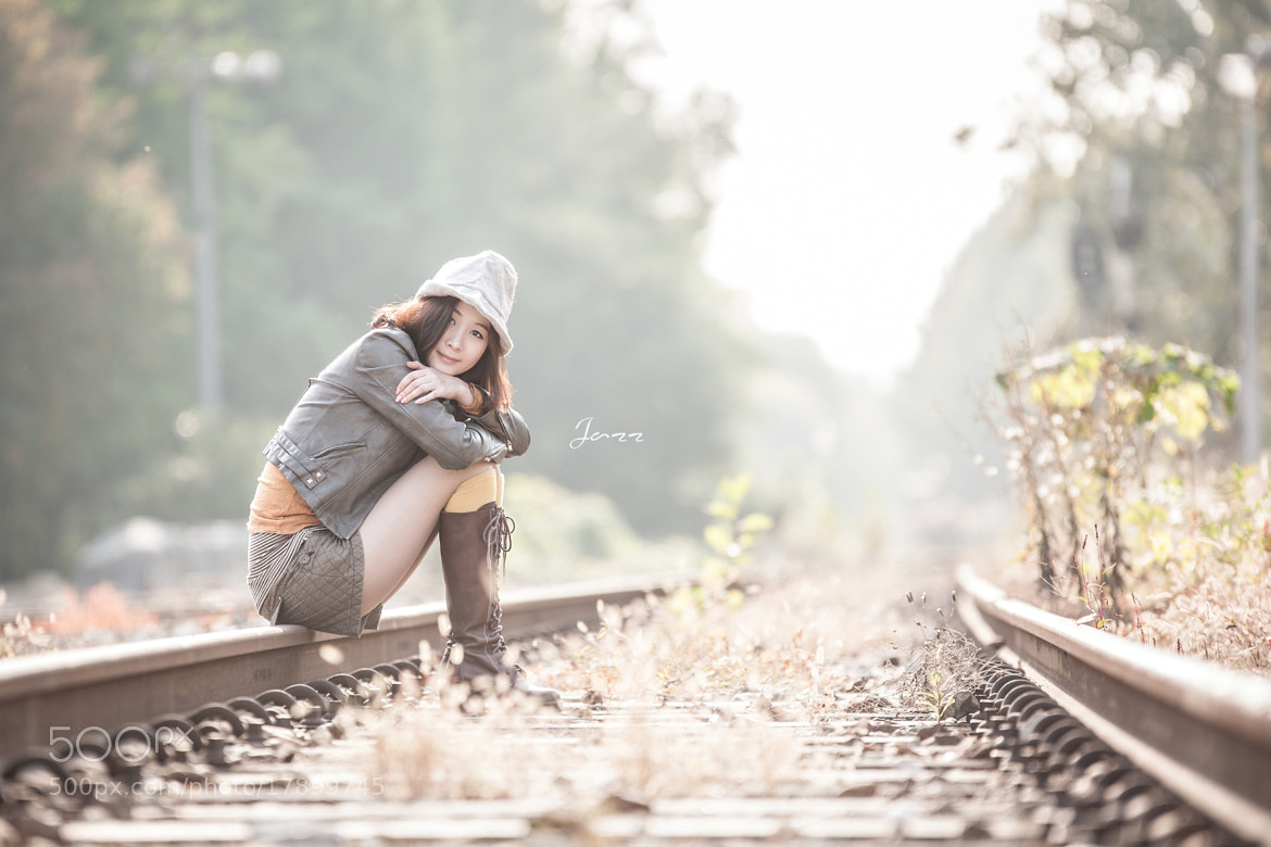 Photograph On the railroad by Yoonmo Koo on 500px