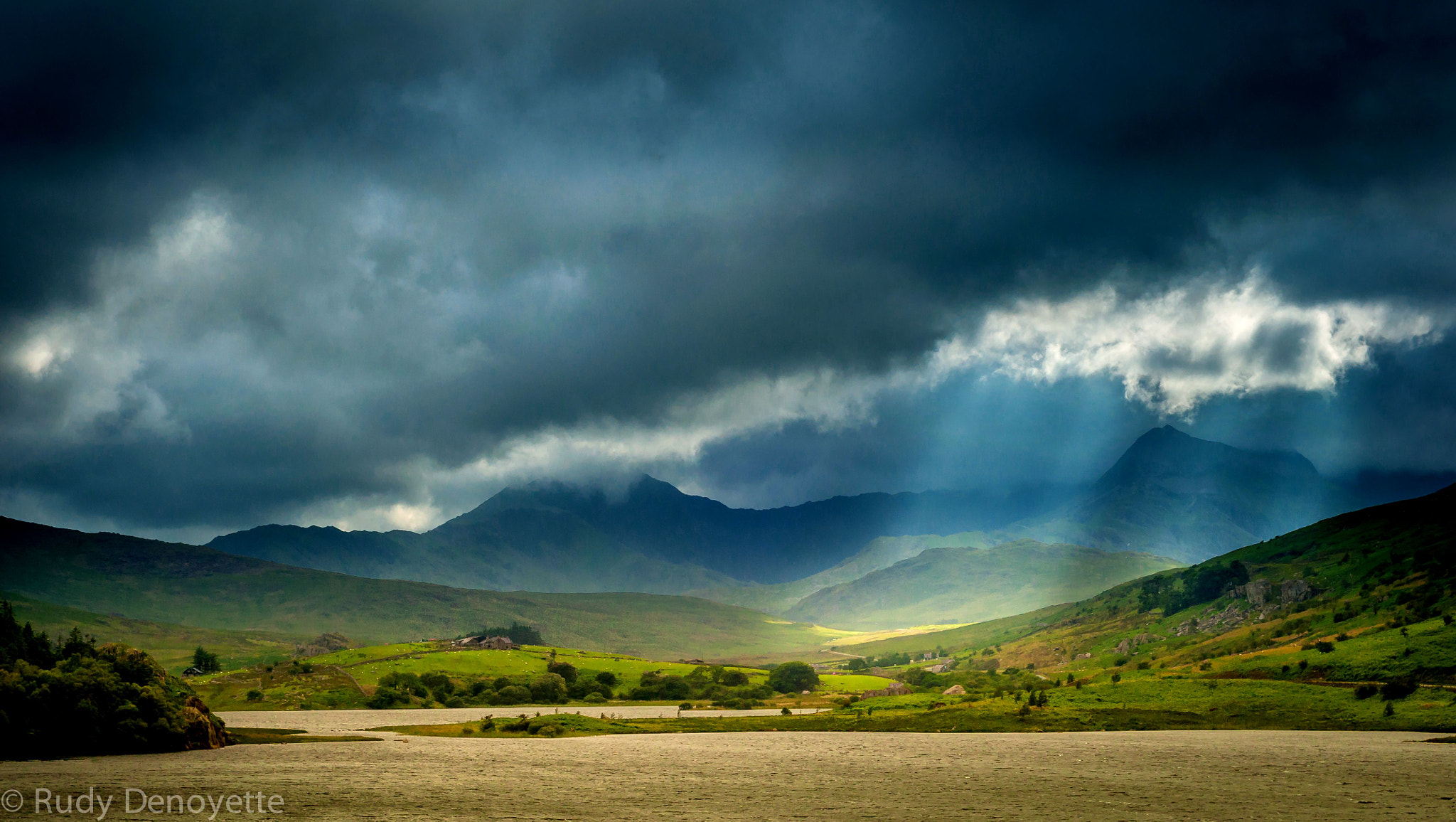 Photograph Wales by Rudy Denoyette on 500px