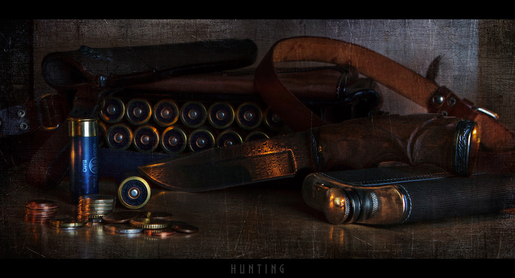 Photograph hunting by Nataly Golubeva on 500px