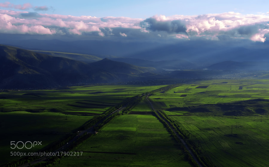 Photograph from chopper by Hovhannes Kljyan (Armenia) on 500px