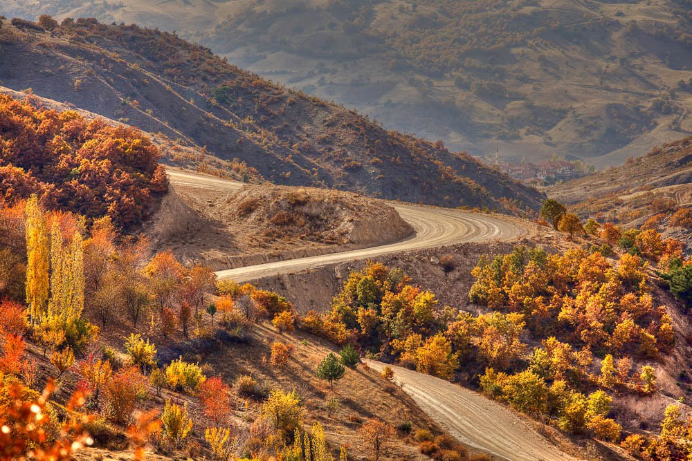Photograph Road trip by Ahmet BATI on 500px