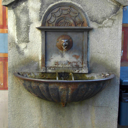 Old Drinking Fountain, Panasonic DMC-LZ30