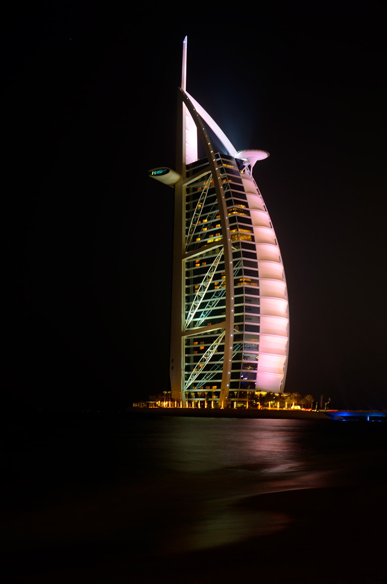 Photograph burj al arab by tony martin on 500px