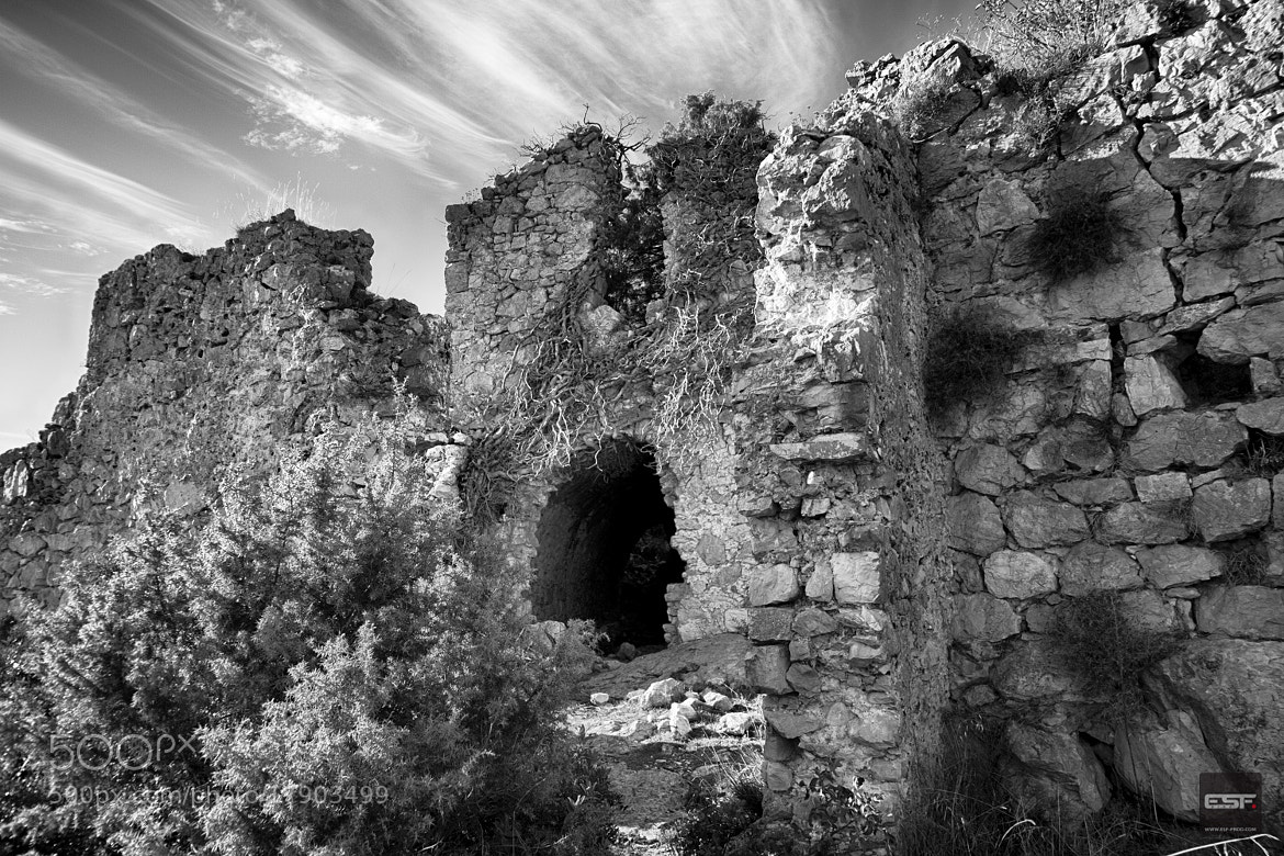 Photograph Chateauneuf by Eric Soulier on 500px