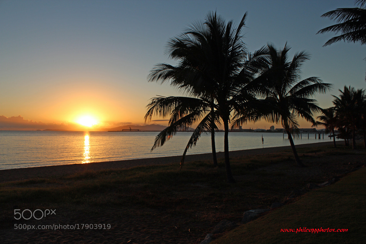 Photograph Townsville sunrise by Phil Copp on 500px