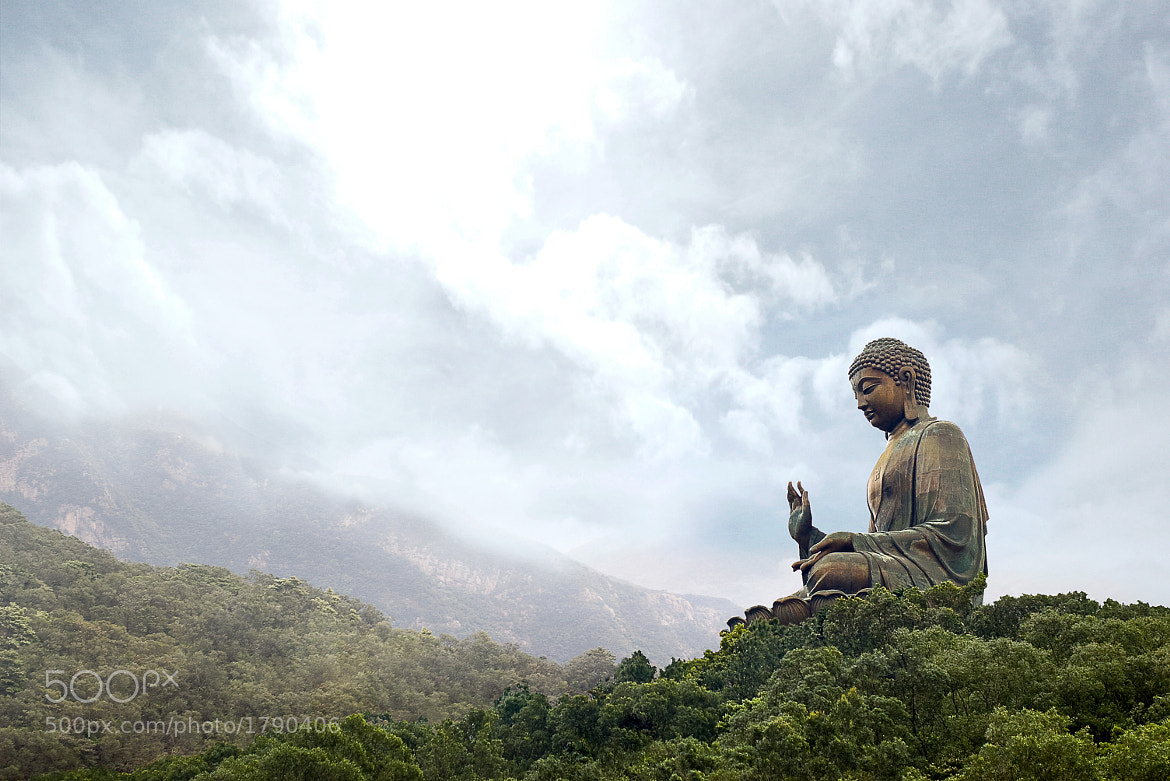 Photograph Big Buddha by Filip Osowski on 500px