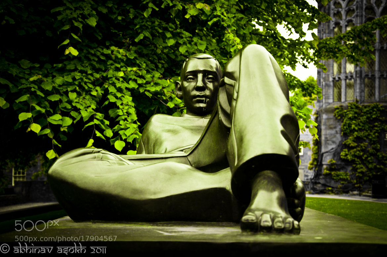 Photograph Serene Statue by Abhinav Asokh on 500px