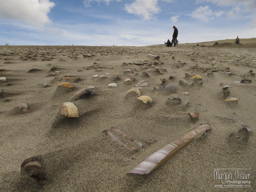 Photograph On the Beach by Marjan  Visser on 500px
