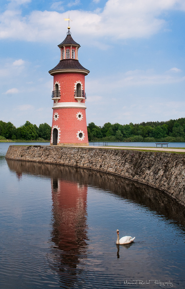 Photograph Lighthouse of Moritzburg by Manuel Reichel on 500px