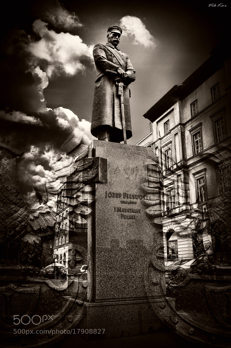 Photograph National Independence Day. Józef Klemens Piłsudski by Viktor Korostynski on 500px