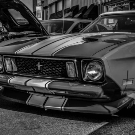 1973 Ford Mustang, Canon EOS DIGITAL REBEL XTI, Canon EF 35-80mm f/4-5.6 USM