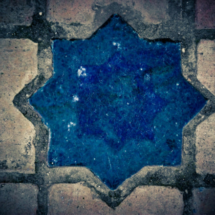 Blue star, Fujifilm FinePix S2500HD