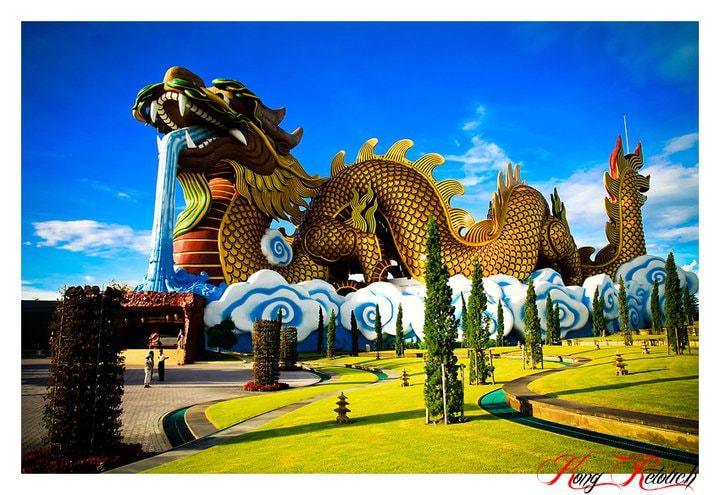 Photograph Dragon Descendants Museum by Kong Retouch on 500px